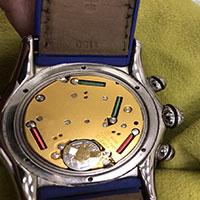 手錶免費換電池