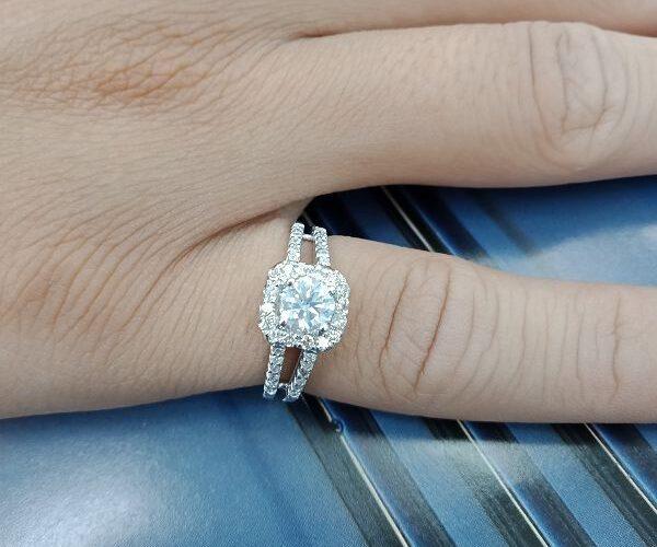高價收購鑽戒 我有一顆鑽戒想賣,不知道哪邊可以賣呢?[高小姐成功案例]