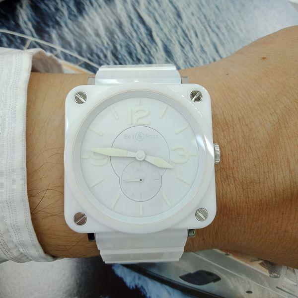 收購BR手錶