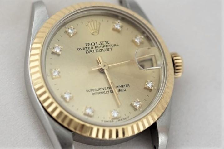 勞力士收購錶頭