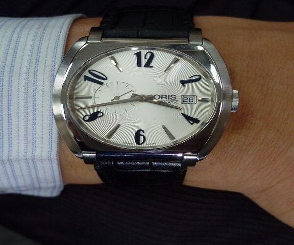 台中收購百大手錶 我有一隻舊錶,想要賣掉或換成新錶,能去哪邊換呢?[李先生成功案例]